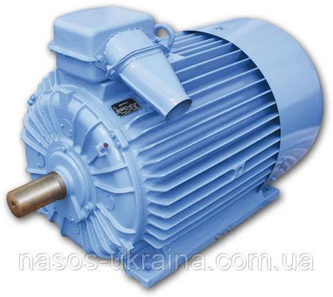 Электродвигатель 110 кВт 1000 об/мин 4АМУ АД 5АМ 5АМХ 4АМН А 5А АИР 315 S6 , фото 2