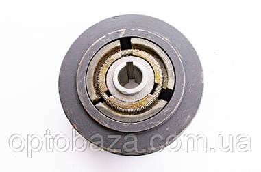 Муфта зчеплення (25 мм) під ремінь для вібротрамбовки 6.5 л. с.
