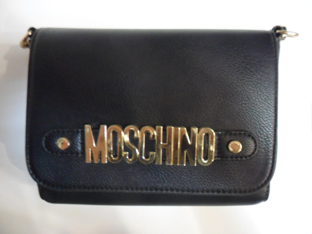 """Клатч женский """"Moschino"""". Код 0510"""