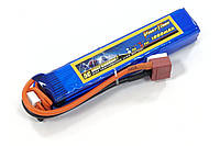 Аккумулятор для страйкбола Giant Power (Dinogy) Li-Pol 11.1V 3S 1000mAh 25C 16.5х20х103мм T-Plug, фото 1