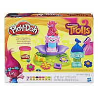 Ігровий набір Play-Doh Салон Тролів (B9027)
