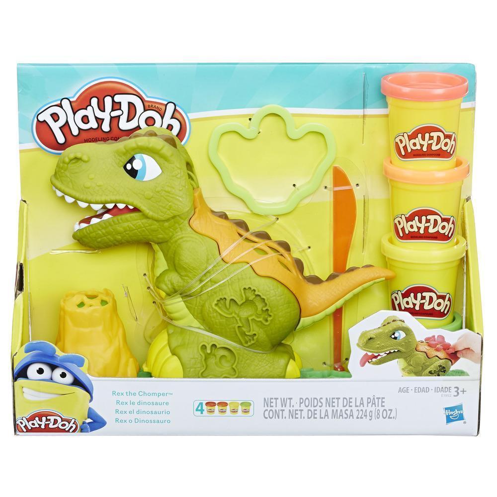 Ігровий набір Hasbro Play-Doh Могутній Динозавр (E1952)