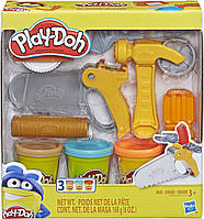 Игровой набор Hasbro Play-Doh Строительные инструменты (E3342-E3565)