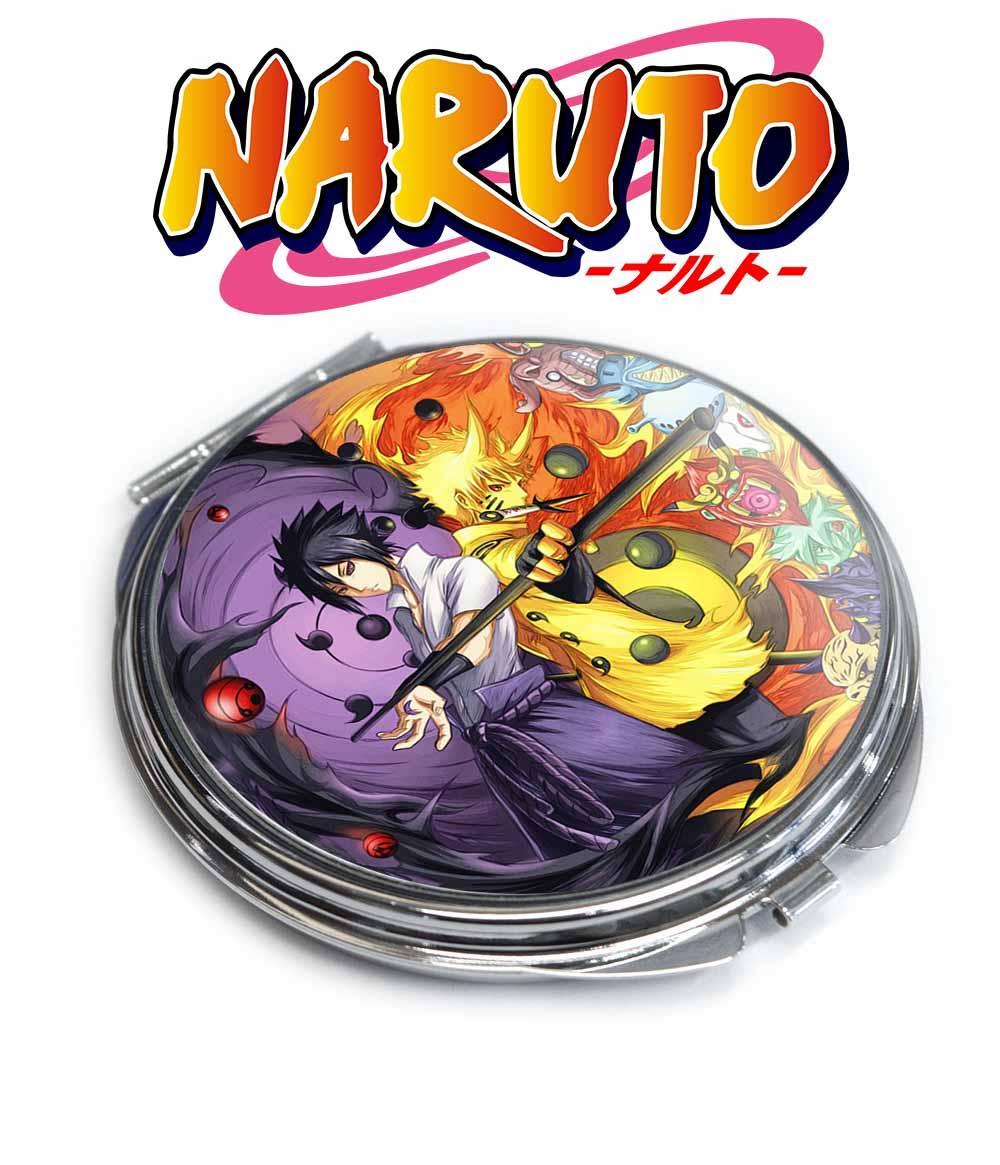 Карманное зеркало противостояние Наруто и Боруто