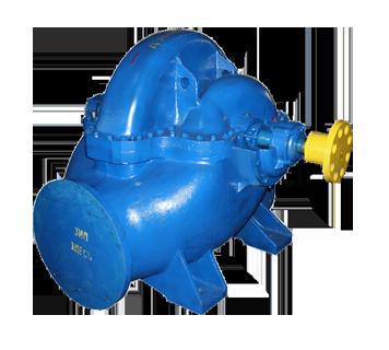 Насос Д 6300-80б, Д6300-80б, Д 6300-80б-2  горизонтальный для воды