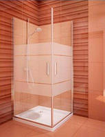 Душевая дверь Koller Pool Tower Line TCO1/900 профиль хром, стекло прозрачное, фото 1