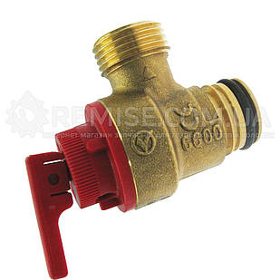 Предохранительный клапан Vaillant atmoTEC, turboTEC Pro - 178985