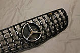 Решетка радиатора Mercedes GLC стиль Panamericana GTC, фото 9