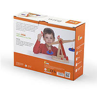 """Детский деревянный игровой набор Viga Toys """"Весы"""" (50660), фото 3"""