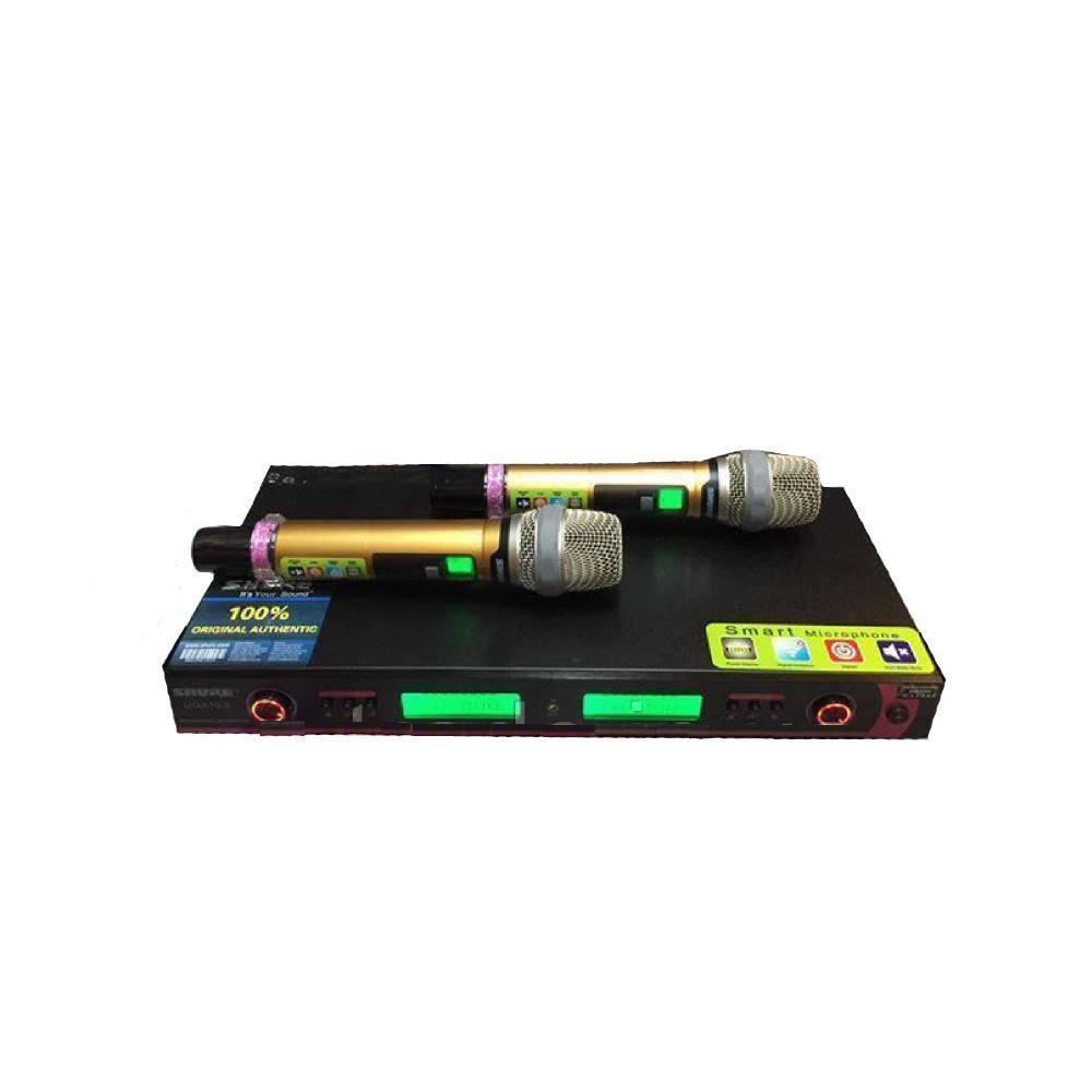 Беспроводной микрофон   Беспроводная радиосистема на два микрофона Shure DM UG-X10 II