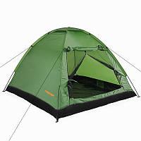 Трехместная однослойная палатка Treker MAT-107