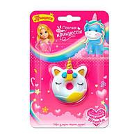 """Набір дитячий принцеса """"пончик для принцеси"""" (блиск)"""