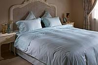 Комплект постельного белья евро Defne Green