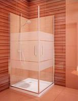 Душевая дверь Koller Pool Tower Line TCO1/1000 профиль хром, стекло прозрачное, фото 1