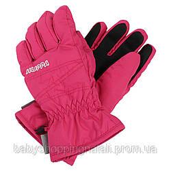 Перчатки-краги для детей KERAN HUPPA, KERAN 8215BASE-60063, 5 (7-8 лет), 7-8 лет
