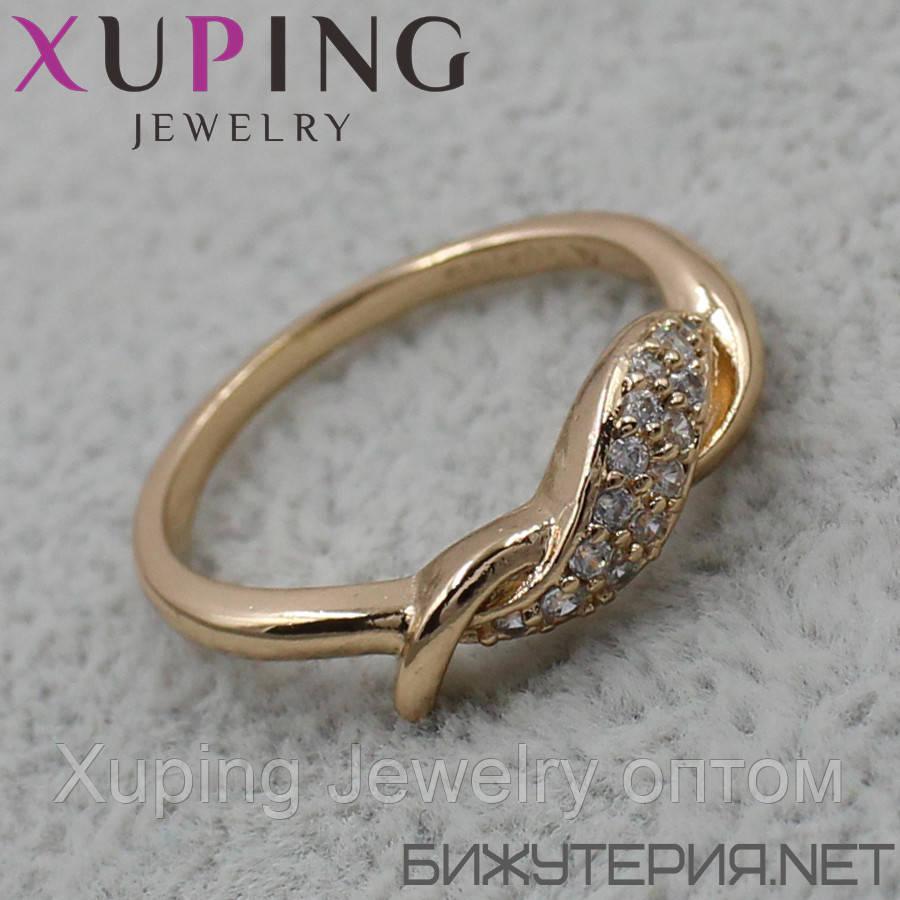Кольцо Xuping медицинское золото 18K Gold - 1027639101