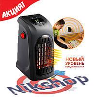 Портативный обогреватель 400W Rovus Handy Heater (без пульта), мини обогреватель, термовентилятор