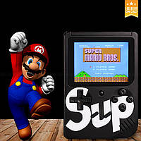 Игровая приставка, консоль SUP Game Box 400 игр в 1 ( портативная приставка dendy 8 бит)