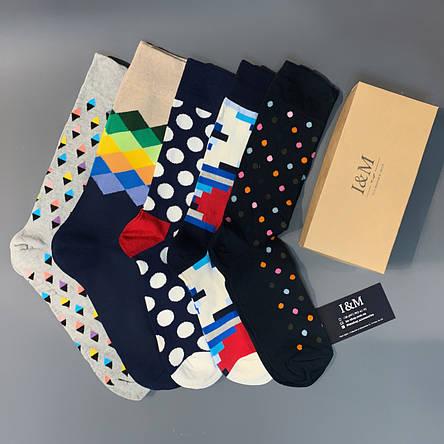Набор носков I&M Craft из 5-ти пар (070298), фото 2