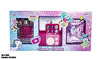 Игровой набор для девочек  косметики J-1006