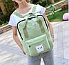 Большой тканевый рюкзак сумка  с рисунком котика, фото 5