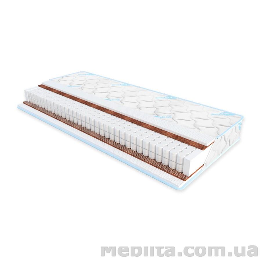 Ортопедический матрас Sleep&Fly EXTRA LATEX жаккард 160х190 ЕММ