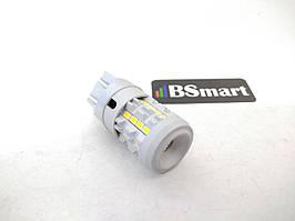 Автолампа LED BSmart 7443, W21/5W, 12V, 21/5W  CANBUS, Белый