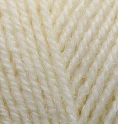 Нитки Alize Alpaca Royal 1 кремовый