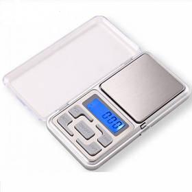 Высокоточные электронные ювелирные весы 0.01-200 гр. Pocket scale mini (45009)