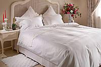 Комплект постельного белья евро Defne White