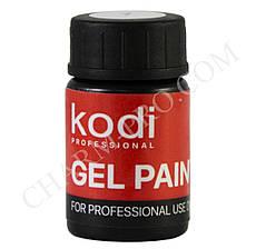 Гель краска Kodi Professional 4мл. Цвета в ассортименте