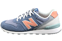 Кроссовки New Balance 996 Blue Grey