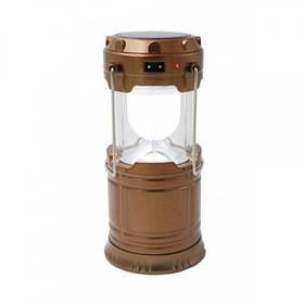 Кемпинговая лампа UTM LED G85 POWER BANK c фонариком и солнечной панелью