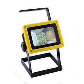 Ручной прожектор с полицейской мигалкой X-Balong 204 Жёлтый