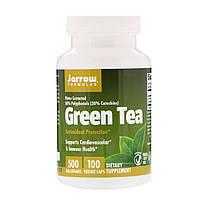 Зеленый чай, Jarrow Formulas, 500 мг, 100 капсул