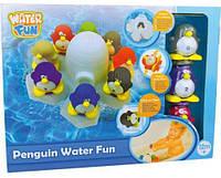 Набор для ванной Water Fun 23003 Пингвины 8шт