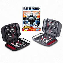 Настольная игра «Hasbro Gaming» (B0995) Морской бой. Дорожная версия.