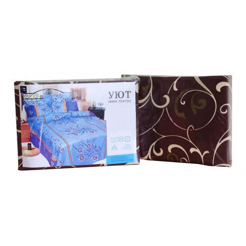 Комплект постельного белья Уют полиэстер полуторный 150х215 (210110-1)