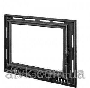 Дверцы для камина W6 515x685 мм