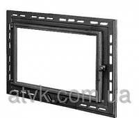 Дверцы для камина W9 490x680 мм