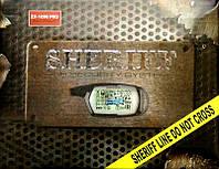 SHERIFF - Автосигнализация Sheriff ZX-1090 PRO двуxсторонняя с автозапуском двигателя