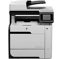 Б/у МФУ HP Color LaserJet Pro M476dn в хорошем состоянии, фото 1