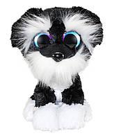 Мягкая игрушка Lumo Stars Собачка Шнауцер Nelly (55946)