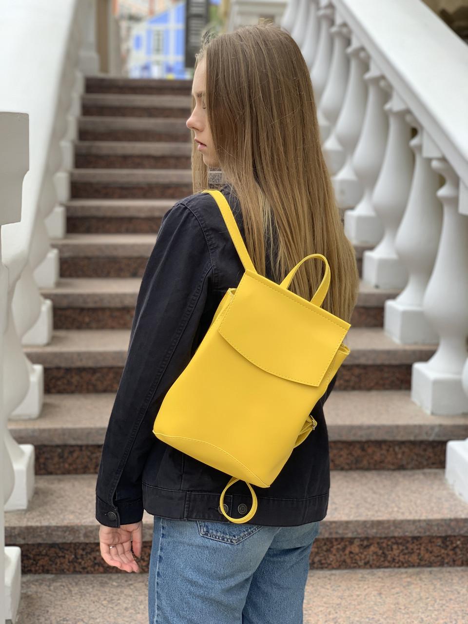Рюкзак 3SDx14 жовтий, фото 1