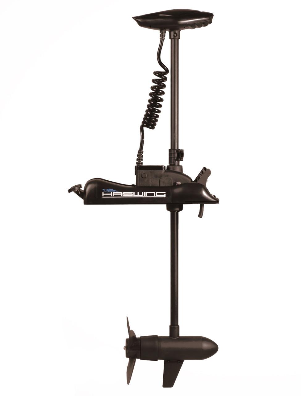 Лодочный электромотор GPS Haswing Cayman B 55 (черный)