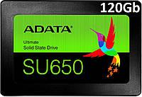 ADATA Ultimate SU650 120 GB (ASU650SS-120GT-R), фото 1