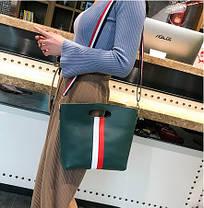 Предлагаем Вашему вниманию милую, компактную сумку-сундучок . Данная модель разработана специально для удобног, фото 2