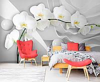 Фотообои 3Д Орхидеи    арт.31183