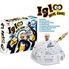 Настольная игра Иглу, Igloo