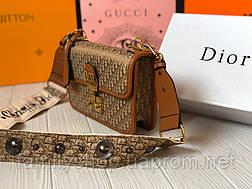 Брендовая женская сумка Dior, фото 3